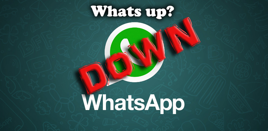 Image result for whatsapp down