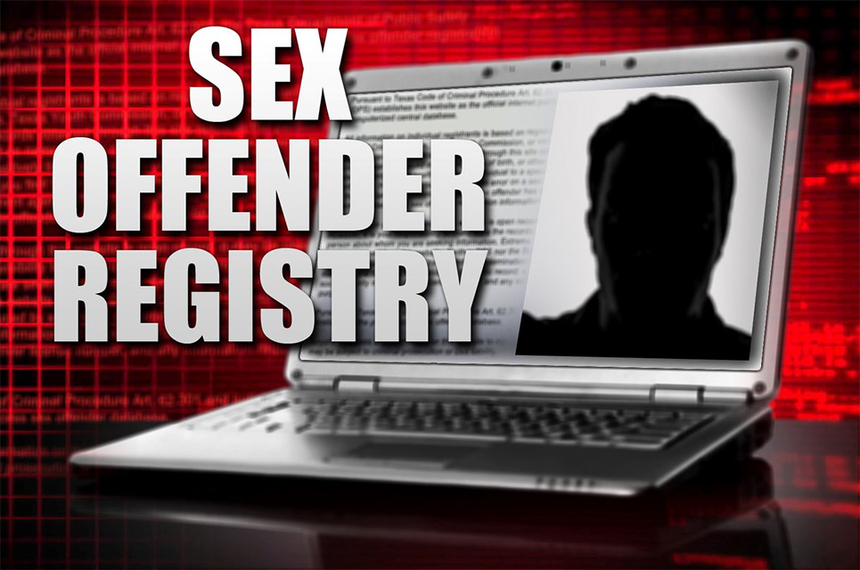 sex offender register hurley new york